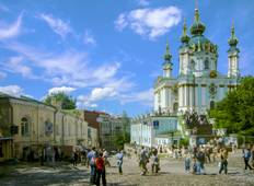 2019 Discover Cossack Legacy - Ukrainian Waterways - River Cruise Tour
