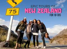 \'The Epic South\' - New Zealand tour for 18-30s! Tour