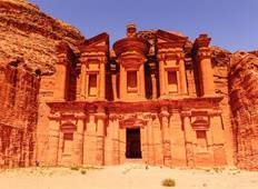 Discover Petra from Amman 3 days Tour