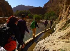 Rock Climbing & Yoga at Todra Gorge, Morocco Tour