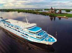 2019 Imperial Russian Waterways - Moscow to St Petersburg - River Cruise MS Tchaikovsky, Bunin, Tikhi Don Tour