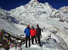 7 Days Annapurna Base Camp Trek Tour