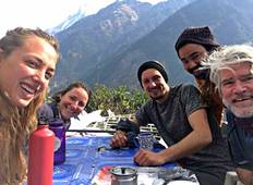 Annapurna Base Camp Trek (Original) Tour