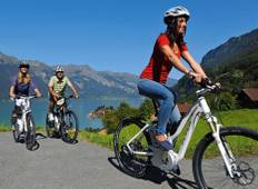 Switzerland E-Biking Tour