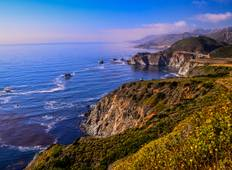 California Coast  (San Francisco, CA to San Diego, CA) (2019) Tour