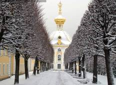 Festive St. Petersburg And Moscow Tour