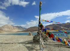 Get Leh\'d in Ladakh - The Great Lakes Tour