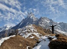Base Camp Trek zum Mardi Himal in Nepal - (Privatrundreise) Rundreise