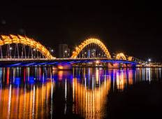 Danang - Hue - Hoian - Bana Golden Bridge  5 Days 4 Nights Tour
