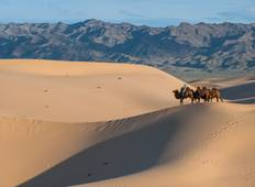 Best Of Mongolia (13 destinations) Tour