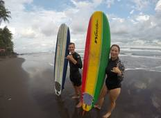 5 Day Surfari & Yoga Adventure in El Salvador  Tour