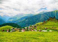 Transcaucasian Trail: Tusheti Explorer - Guided Tour