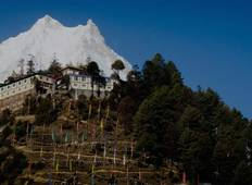 Manaslu Circuit Trek Tours Tour