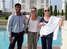 7 Days Golden Triangle Tour  Tour