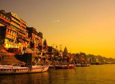GOLDEN TRIANGLE TOUR WITH VARANASI Tour