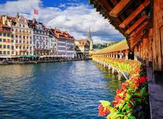Festive Season on the Romantic Rhine with 1 Night Lucerne, Mount Pilatus & 3 Nights Lake Como Tour