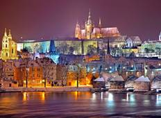 Active Discovery on the Danube with 3 Nights Prague – Eastbound Tour
