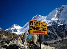 Everest Base Camp & Kala Patthar Trek Tour