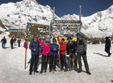 Annapurna Base Camp Trek in Nepal / Annapurna Base Camp Trek  Tour