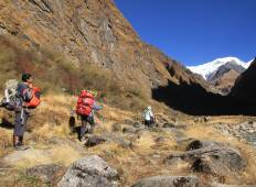 Amazing Annapurna Base Camp Trek - 14 Days   Tour