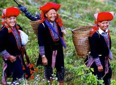 Sapa Trekking Tour 4 Day – Hard Trek Tour