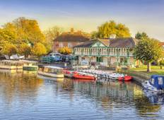 Stratford-upon-Avon, Cotswolds & Oxford Kleingruppenreise - 3 Tage (ab London) Rundreise