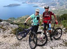 Mountain biking through Wild Beauty Montenegro Tour