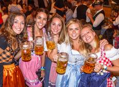 Munich Strong Beerfest 2019 Tour