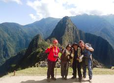 Cusco, The Sacred Valley & MachuPicchu Tour