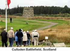2019 Scottish Clans & Castles 10 day/9 night tour Tour