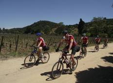 Bicycling Chile\'s Wine Country (7 destinations) Tour