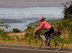 Bicycling Patagonia\'s Lakes District Plus! The Island of Chiloe (from San Carlos De Bariloche to Cucao) Tour
