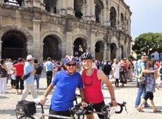 Bicycling the South of France Tour