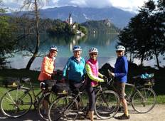 Cycling the Lakes of Austria and Slovenia (10 destinations) Tour