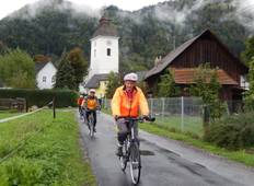 Cycling the Lakes of Austria and Slovenia Plus! Ljubljana (from Klagenfurt to Ljubljana) Tour