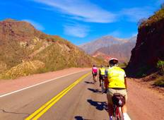 Bicycling Northern Argentina (including Salinas Grandes) Tour