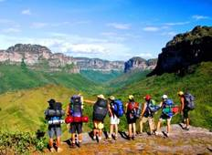 Chapada Diamantina Trekking Expedition - 08 days - Lençóis (Bahia) - Brazil Tour