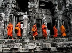 Cambodia - Temple and Beach Tour