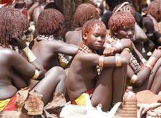 Ethiopian Wildlife and Tribal Culture Safari Tour