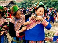 Sapa – Bac Ha Markets tour 3 days 4nights Tour