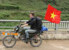 Northeast Vietnam Motorbike Tour -  8 days Tour