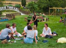 Stoked in the Park Pamplona - 2 Night Music and Cultural Festival and Accommodation Tour