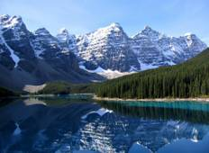 The Canadian Rockies with Alaska Cruise Tour