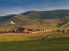 Blue Pearl of Mongolia Tour