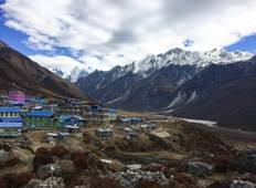 Langtang Valley Trek in Nepal / Easy Trekking in Nepal Tour