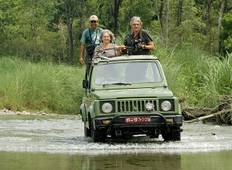Jungle Safari in Chitwan National Park Tour