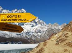 Everest Base Camp Trek and Gokyo Lake - A Classic Everest Trek 12 Days  Tour