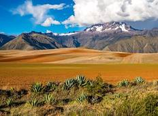 Andean Crossing (From Feb 2019)(With Inca Trail Trek,Start Lima, End Santiago De Chile) Tour
