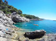 Short break kayaking Dubrovnik islands Tour