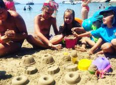 Family fun week adventure Dubrovnik islands Tour
